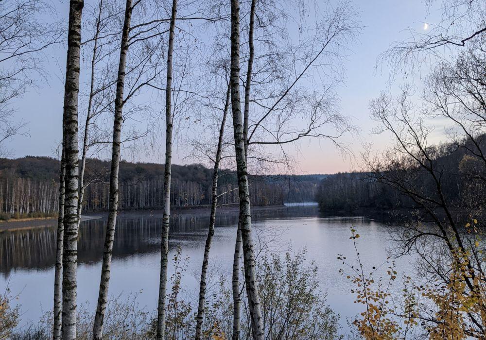 Semaine 6 : balade autour d'un lac
