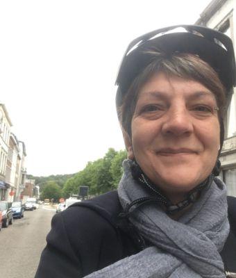 J'ai relevé le défi : venir au travail à vélo !