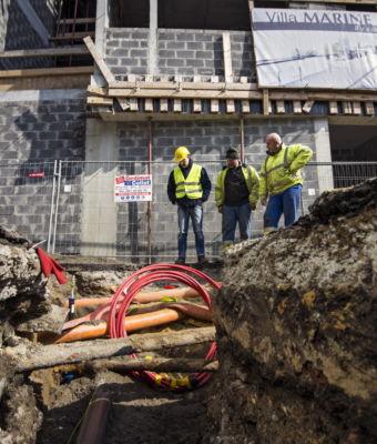 Quand les surveillants de chantier testent leurs formations...
