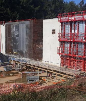 Un nouveau réservoir à Vielsalm pour parer au manque d'eau