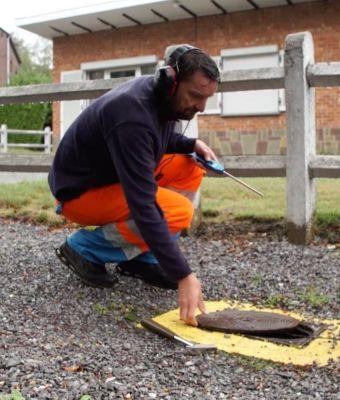 Chercheur de fuites d'eau, un métier pas comme les autres