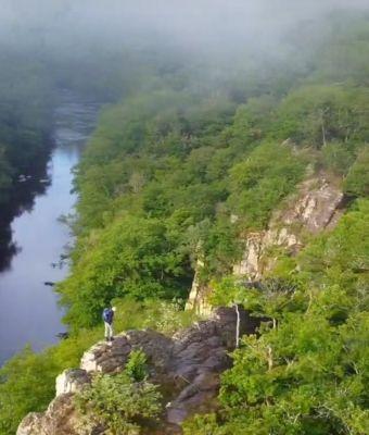 Le barrage de Nisramont : une des plus belles randonnées de Wallonie
